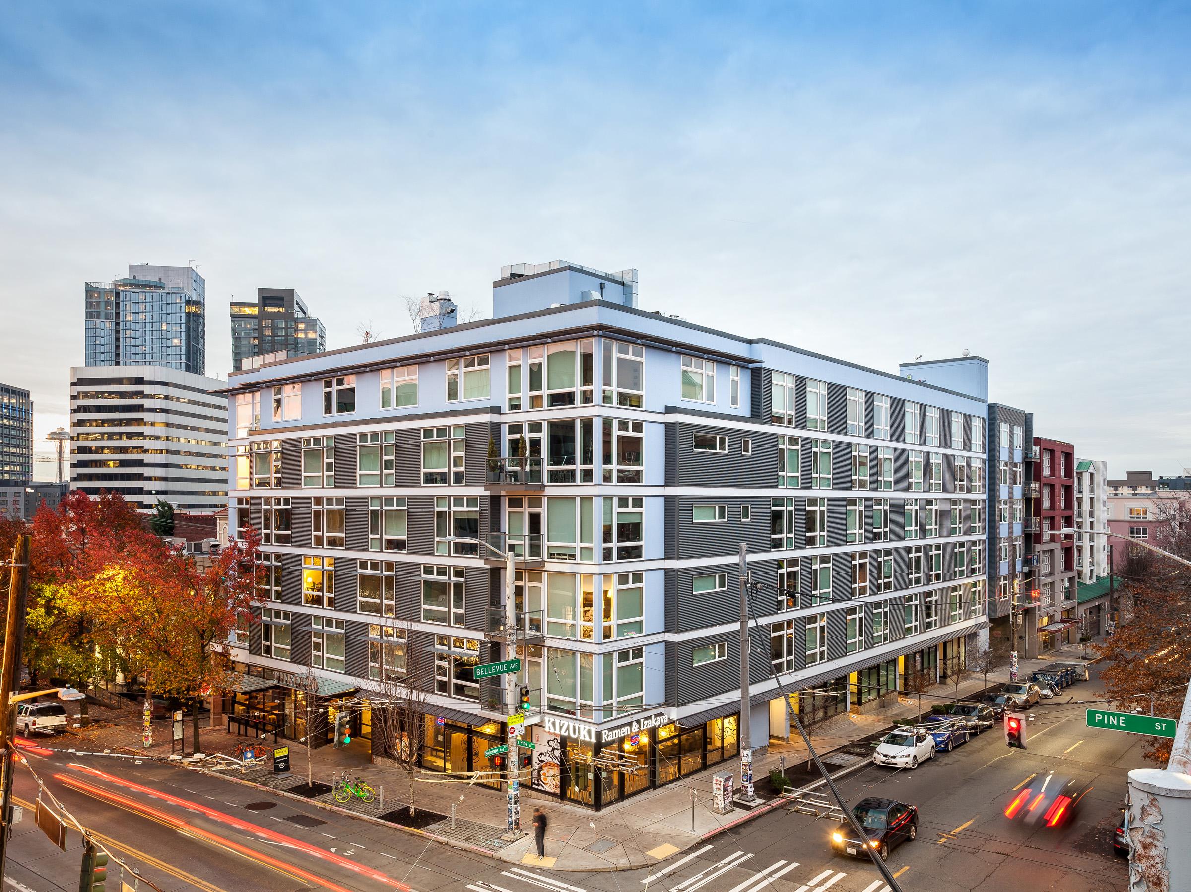 Three20 Apartments Seattle Washington