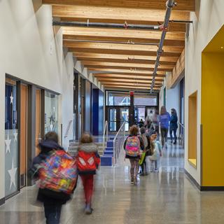 Birney Elementary School, Tacoma, WA