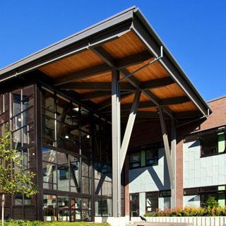 Green River Community College Salish Hall