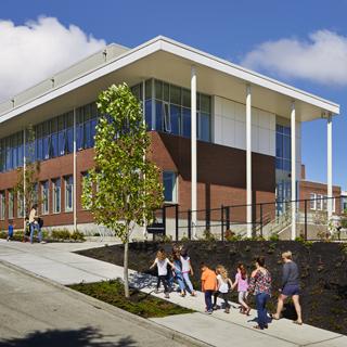Magnolia Elementary School Modernization, Seattle, WA