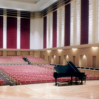 Pacific Lutheran University Mary Baker Russell Music Center