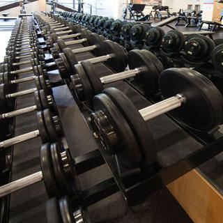 Seattle University William F. Eisiminger Fitness Center
