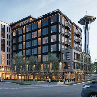Siteline Apartments, Seattle, WA