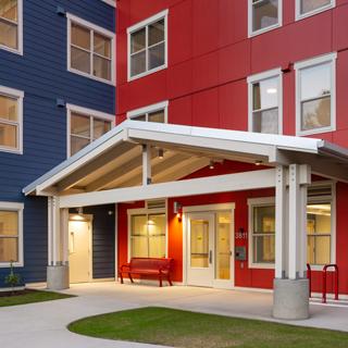 Tacoma Housing Authority Arlington Drive