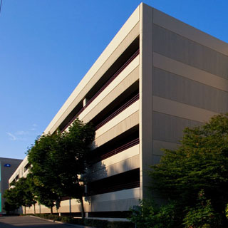 Tacoma General Hospital J St. Garage
