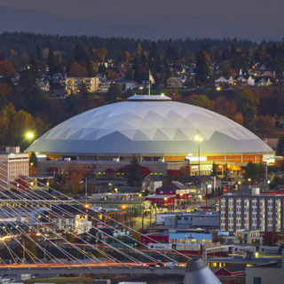 Tacoma Dome Sports and Convention Center