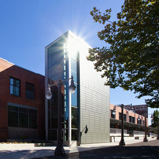 University of Washington Tacoma Joy Building
