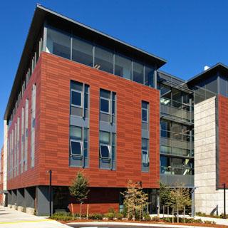 University of Washington Tacoma Tioga Library