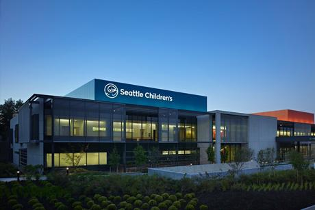 Seattle Children's Bellevue Clinic and Surgery Center, the first IPD project in Washington State