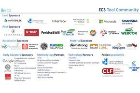 partners in EC3 tool