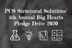 PCS Big Hearts Pledge Drive 2020