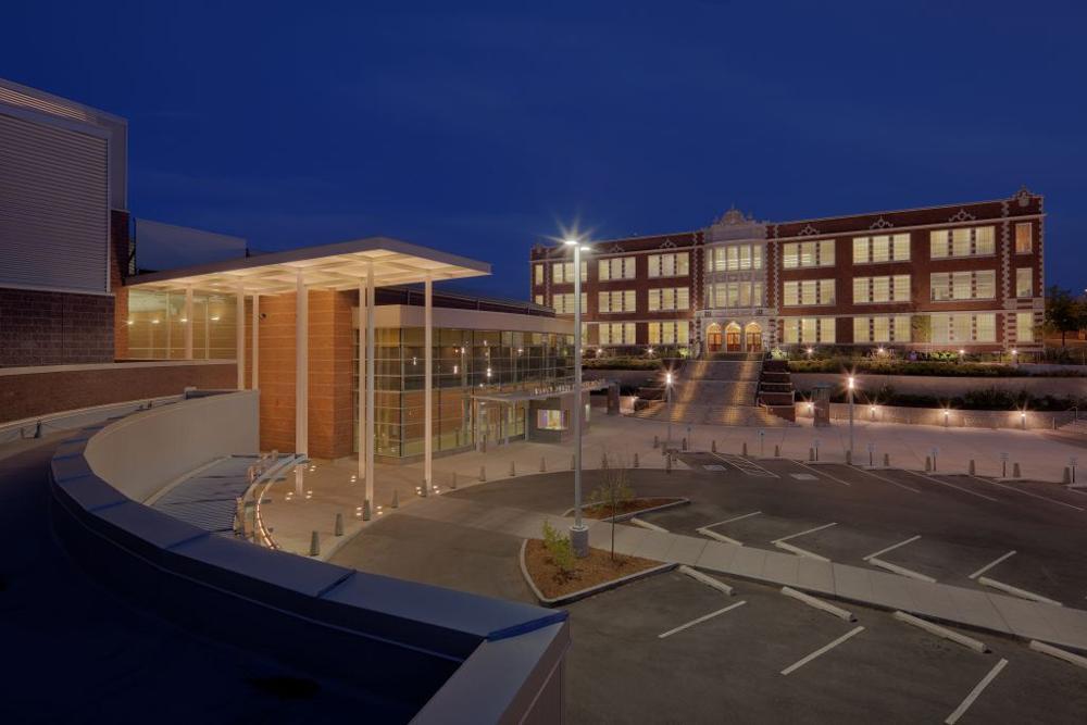 Garfield High School Pcs Structural Solutions